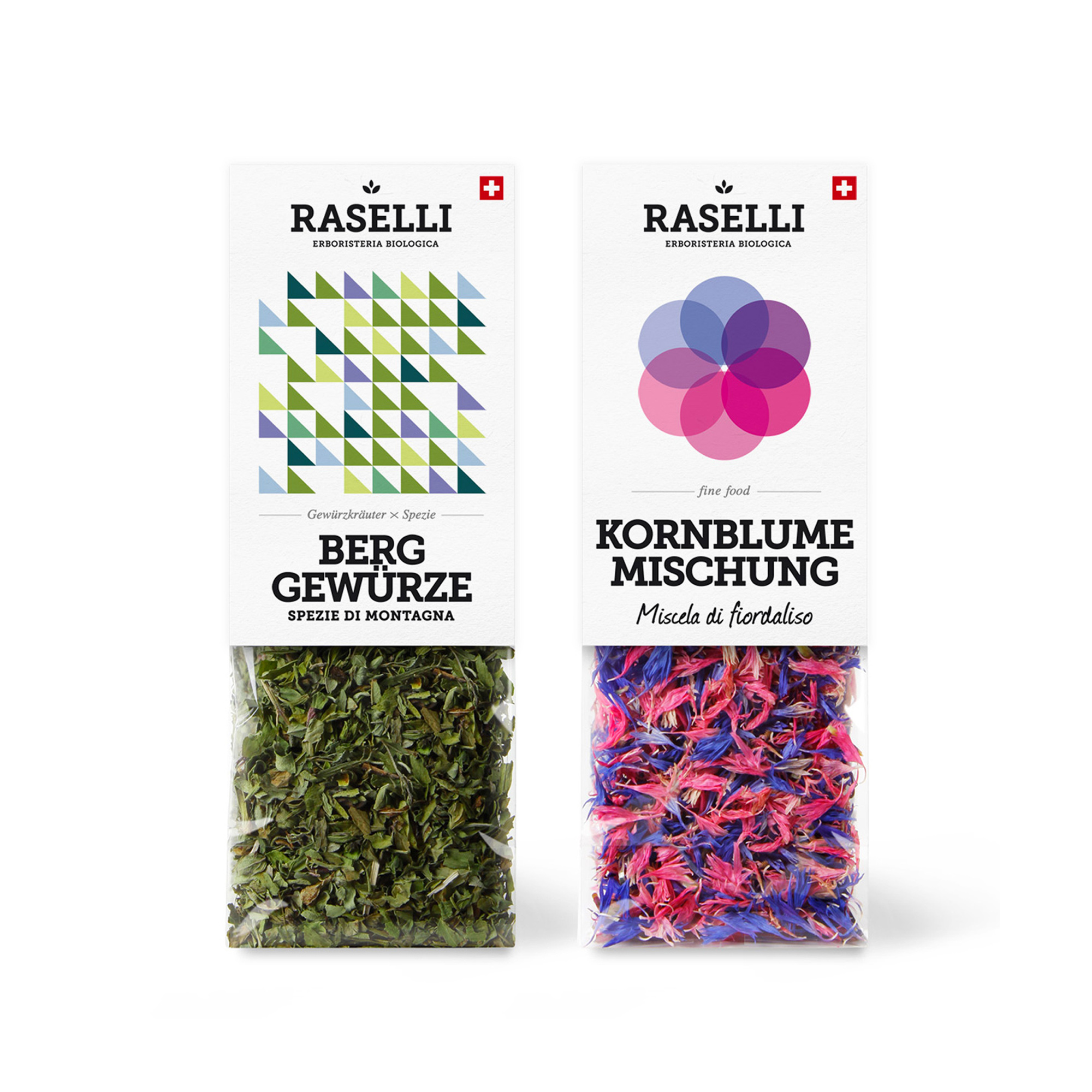 Raselli herbs & blossoms