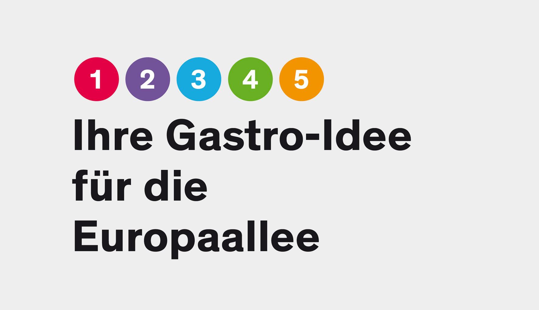 Europaallee Gastro