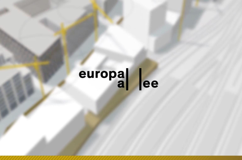 Europaallee 3D