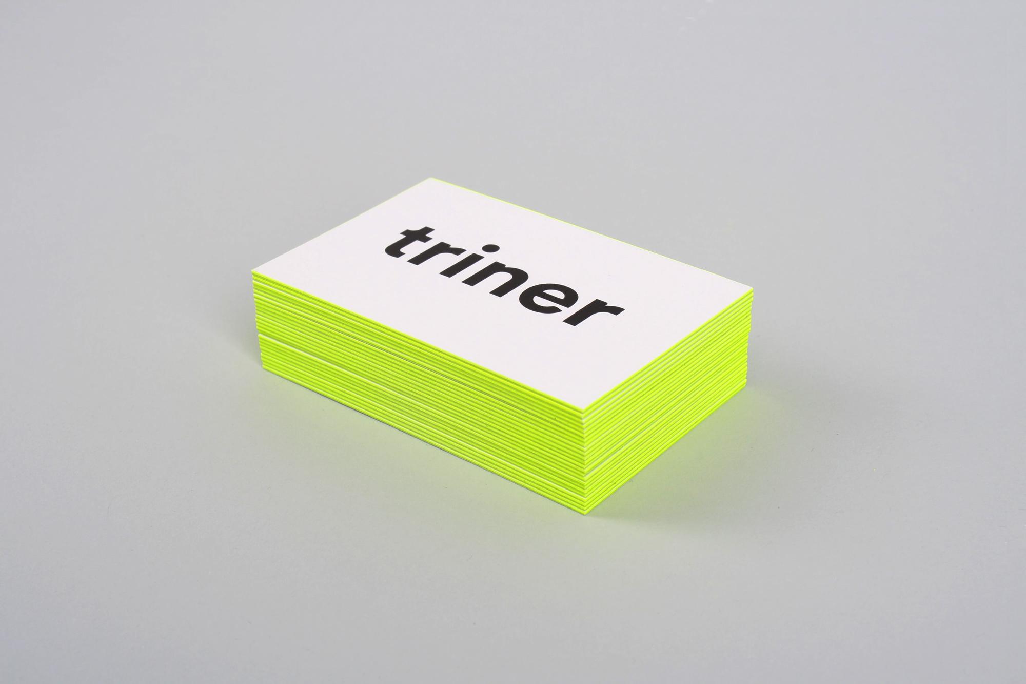 Filip trinertriner business cards filip triner the business cards made big impact and have been featured on several design blogs colourmoves